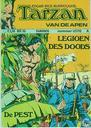 Comic Books - Tarzan of the Apes - Legioen des doods + De pest