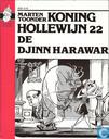 Comic Books - Koning Hollewijn - De djinn Harawar
