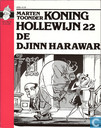 Bandes dessinées - Roi Arthur [Toonder] - De djinn Harawar