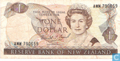 Banknotes - Reserve Bank of New Zealand - 1 New Zealand Dollar