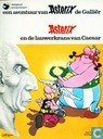 Strips - Asterix - Asterix en de lauwerkrans van Caesar