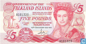 Falkland Islands 5 Pounds