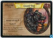 Trading cards - Harry Potter 1) Base Set - Guard Dog