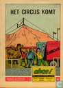 Comic Books - Hans Schoenlapper - Het circus komt