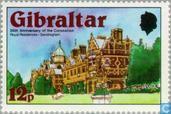 Postage Stamps - Gibraltar - Queen Elizabeth II Jubilee
