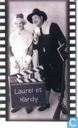 Phone cards - Acteurs/Artiesten - Laurel et Hardy