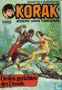 Comic Books - Korak - De drie gezichten des doods