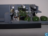 Launch bay Thunderbird 2