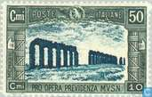 Timbres-poste - Italie [ITA] - Milice nationale