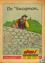 "Comic Books - Hans Schoenlapper - De ""swagman"""
