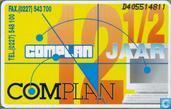 Telefoonkaarten - PTT Telecom - Complan 12½ jaar