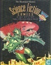 Comics - Captain Science - Science Fiction Comics - The Illustrated History