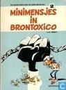 Strips - Mini-mensjes, De - Minimensjes in Brontoxico