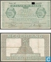 Bankbiljetten - Zilverbon Nederland - 5 Gulden Nederland 1944