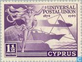 Postage Stamps - Cyprus [CYP] - 75 years of UPU