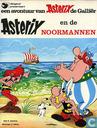 Bandes dessinées - Astérix - Asterix en de Noormannen