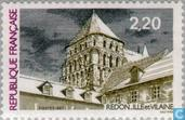Postage Stamps - France [FRA] - Abbeychurch Redon
