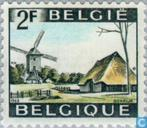 Postzegels - België [BEL] - Toerisme - Bokrijk