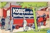 Books - Kobus Kwint - Kobus en de verhuiswagen