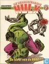Comic Books - Hulk - De kleur van de haat!
