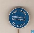 Café v. Toren Rotterdam