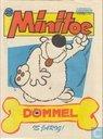 Strips - Minitoe  (tijdschrift) - 1988 nummer  25