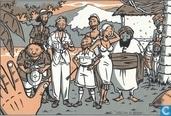 Bandes dessinées - Ivoire - De tribulaties van Joost Vanlabecke