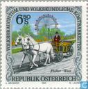 Timbres-poste - Autriche [AUT] - Folklore: Fiaker