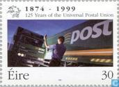 Timbres-poste - Irlande - UPU 125 années