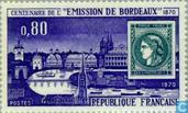 Postage Stamps - France [FRA] - First stamp Bordeaux