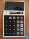 Calculators - Olympia - Olympia CD 44 S