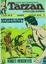 Comic Books - Tarzan of the Apes - Mensenjacht + Manga's menseneters