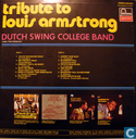 Platen en CD's - Dutch Swing College Band - Tribute to Louis Armstrong
