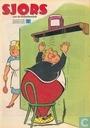 Strips - Sjors van de Rebellenclub (tijdschrift) - 1966 nummer  13