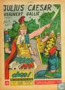 Strips - Ohee (tijdschrift) - Julius Caesar verovert Gallië