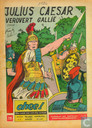 Bandes dessinées - Ohee (tijdschrift) - Julius Caesar verovert Gallië
