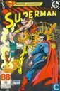 Comics - Superman [DC] - De parasiet