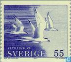 Postzegels - Zweden [SWE] - Internationale vluchtelingen hulp