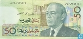 Maroc 50 Dirhams 1987 (1991)