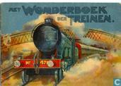 Books - Miscellaneous - Het Wonderboek der Treinen.