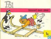 Pol bouwt een slee