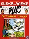 Comic Books - Willy and Wanda - De toornige tjiftjaf
