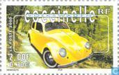 Postzegels - Frankrijk [FRA] - Oude wagens