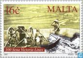 Postage Stamps - Malta - Self-government 50 years