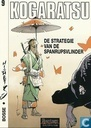 Comic Books - Kogaratsu - De strategie van de spanrupsvlinder
