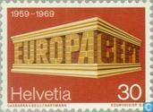 Postage Stamps - Switzerland [CHE] - Europe – Temple