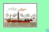 "Comic Books - Kuifjesbon producten - Chromo's ""La Marine II"" 38"