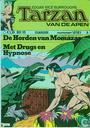 Comic Books - Tarzan of the Apes - De horden van Momazar + Met drugs en hypnose