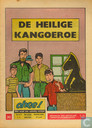Comics - Ohee (Illustrierte) - De heilige kangoeroe
