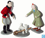 Série 2 : Tintin, Milou et Ottokar (Le Sceptre d'Ottokar )